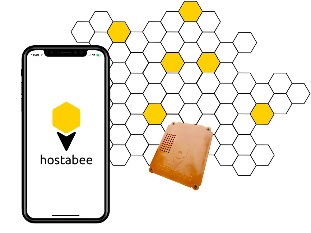 Using connected beekeeping